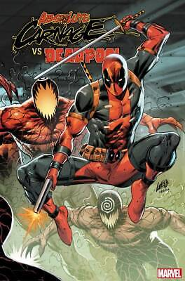ABSOLUTE CARNAGE VS DEADPOOL #1 2 3 | Marvel Comics | Select Option | NM Books