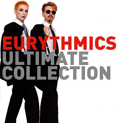 Eurythmics Ultimate Collection CD NEW
