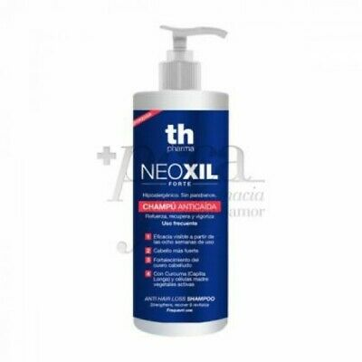 Th Neoxil Forte Champu Anticaida 400Ml