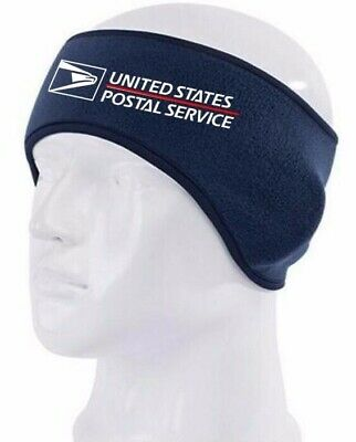USPS Postal Ear Warmer and Ear Muffs - Unisex Logo Excellent Quality