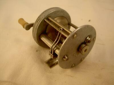 antique OLD FISHING REEL J. HEDDON'S SON'S WALTONIAN 31 RARE EARLY CASTING lure