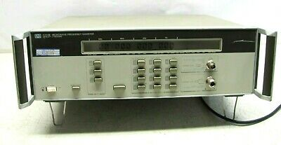 HP 5350B 10 Hz to 20 GHz 11-Digit Display microwave frequency counter