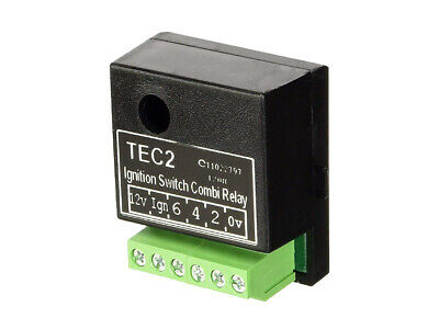 12V Automatic Dual Charge Relay Combi 15A Self Switching Towing Caravan Camping