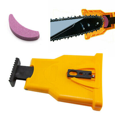 Chainsaw Teeth Sharpener Sharpens Chainsaw Saw Chain Sharpening System 16-20""