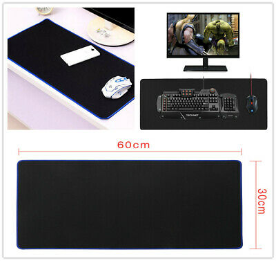 60x30cm Office Computer Desk Mat Modern Table Keyboard Mouse Pad Laptop Cushion