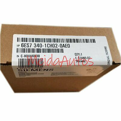 New in box Siemens PLC 6ES7340-1CH02-0AE0 6ES7 340-1CH02-0AE0 One year warranty