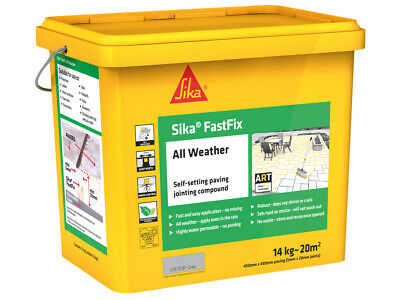 Everbuild Sika� FastFix All Weather Grey 14kg