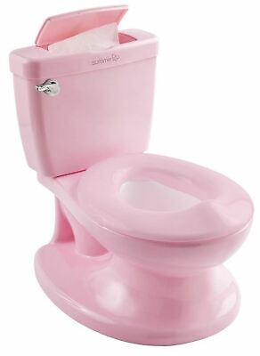 Summer Infant MY SIZE POTTY - PINK Baby Toilet Training BN