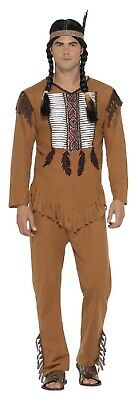 CL695 Wolf  Warrior Pocahontas Native American Indian Wild West Plus Costume