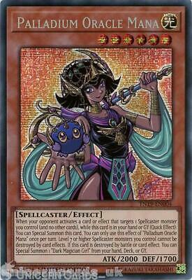 TN19-EN004 Palladium Oracle Mana Prismatic Secret Rare Limited Edition Mint YuGi