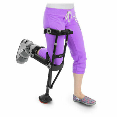 iWALK 2.0 Hands-Free Crutch Alternative for Crutches And Knee Scooters