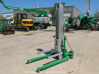 USED UNIDEX ELECTRIC Telescoping Mobile Lift - $1,075 00