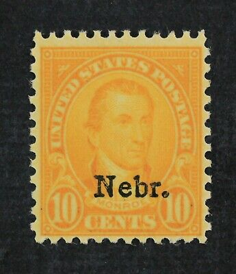 CKStamps: US Stamps Collection Scott#679 10c Mint NH OG