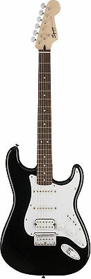 Fender Squier Bullet Stratocaster HSS Hard Tail - Black