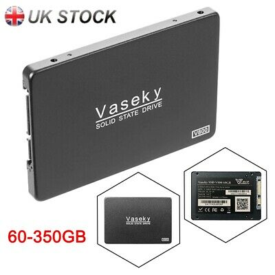 "Vaseky 2.5""350GB SATA SSD Internal Solid State Hard Drive SATA For Laptop PC New"