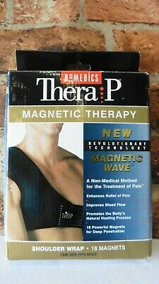 Homedics Thera P Magnetic Therapy Shoulder Wrap R67