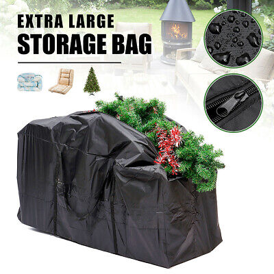 Christmas Tree Storage Bag Waterproof Deluxe Heavy Duty Holiday Up to 9Ft  it