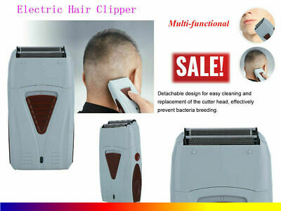 Electric Men's Shaver Hair Clipper Trimmer Rechargeable Grooming Haircut Tool