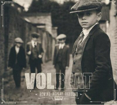 VOLBEAT - Rewind Replay Rebound (Deluxe Edition) - CD (limited 2xCD)