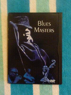 Blues Maestros por Colin James DVD Imagen 1995 Cbc Festival Serie 1966 TV