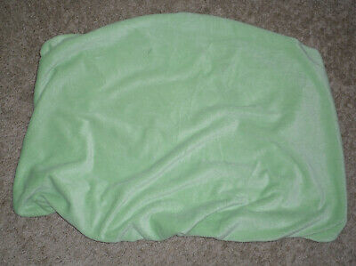 EUC Koala Baby Changing Table Pad Cover, Plush Sage