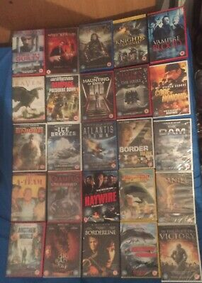 X25 Dvd Movies All Brand New And Factory Sealed Free Post Fast Dispatch