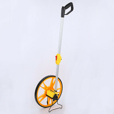 Foldable Mechanical Distance Measuring Wheel Surveyors Road Land Labor-Saving