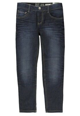 Lemmi Jungen Jeans blue,  tight fit Bundweite: slim  Gr 128 - 176 Aktionspreis!