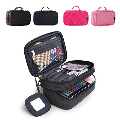 Women Cosmetic Make-up Bag Toiletry Washing Beauty Case Travel Pouch Holder
