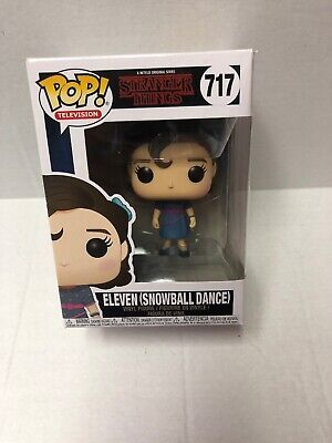 Stranger Things #717 - Eleven (Snowball Dance) - Funko Pop! Television