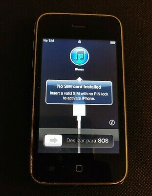 Apple iphone 3G ios- 16GB white color- (A1241)-USED