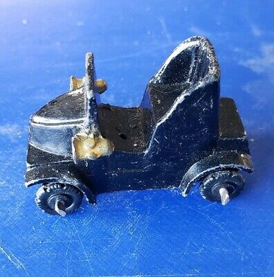 Vintage Cast Iron Toy Antique Car