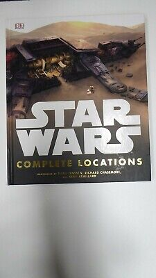 Star Wars Complete Locations Reference Book Jenssen Chasemore