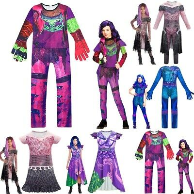 UK GIRLS DESCENDANTS 3 Mal Audrey Evie Party Birthday