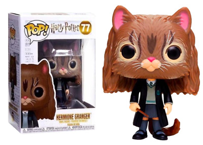 Funko Pop Movies: Harry Potter Hermione Granger Action Figure #77