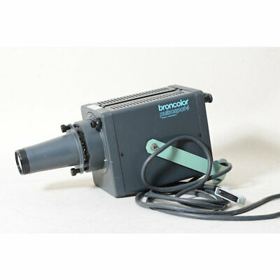 Broncolor Pulso Spot 4 with Projection Attachment for Graphite / / Opus / Primo