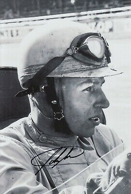 John Surtees Hand Signed 12x8 Photo - F1 Autograph 1.