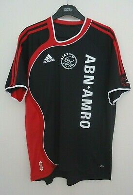 Ajax Of Amsterdam Official Football Shirt By Adidas 2006/07 Size Large