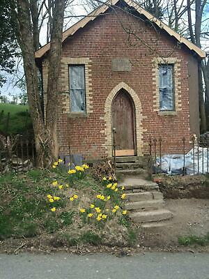 Rhos Bethel Chapel beautiful building built in 1866 only £16k Freehold SOLD STC