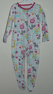 Girls TU Sleepsuit Age 12 - 18 months