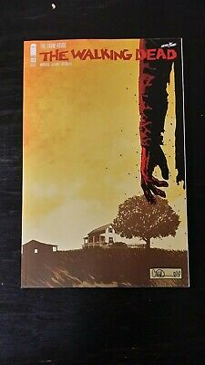 2019 Image Comics Walking Dead #193 1St Print Final Issue Vf/Nm Bagged & Boarded