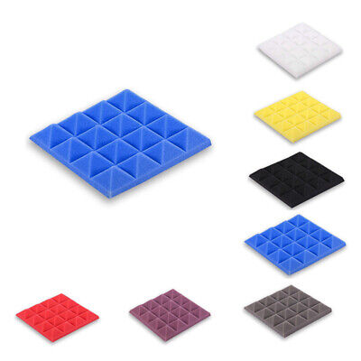Soundproof -Acoustic Foam Panel Sound Stop Absorption Sponge -For Studio KTV