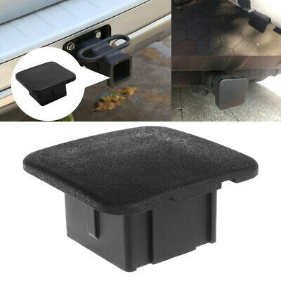 """2"""" Trailer Hitch Tube Receiver Cover Tow Plug Cap Dust Protecter For Jeep Ford"""