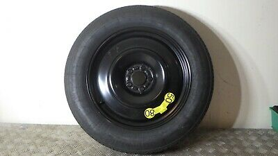 RANGEROVER EVOQUE SPACE spare wheel,jack, inserts and centre