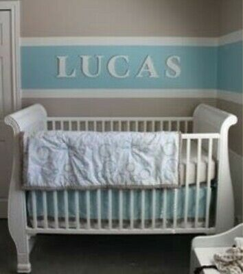 Baby Name Wall Letters