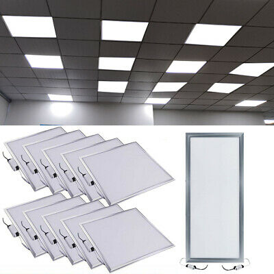 Non Shadow Ceiling LED Panel Light  Daylight Lighting for Workshop Garage Office