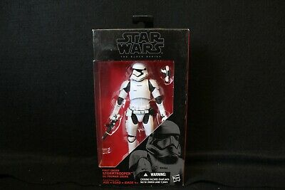 Star Wars The Black Series 6-Inch First Order Stormtrooper #04 Sealed