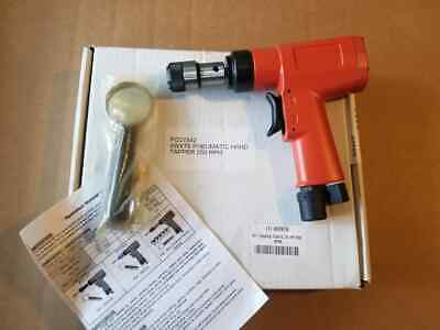 New Pneumatic Hand Tapping Tool Tapper .75-hp 250-rpm 4WXT6