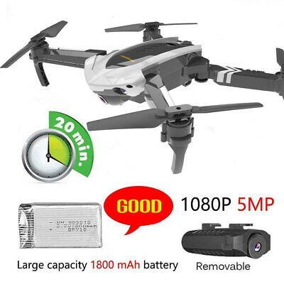 2.4G Drone x pro Selfi WIFI FPV With 1080P HD Camera Foldable RC Quadcopter Gift