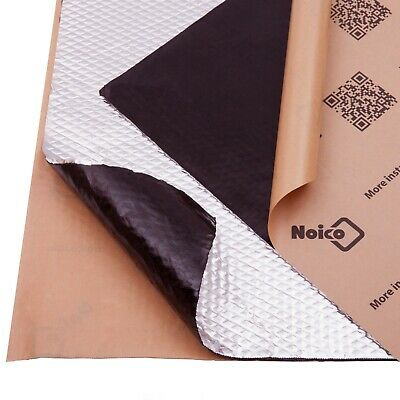 Noico 80 mil 10 sqft Car Sound Deadening Mat Sound Deadener Insulation Material